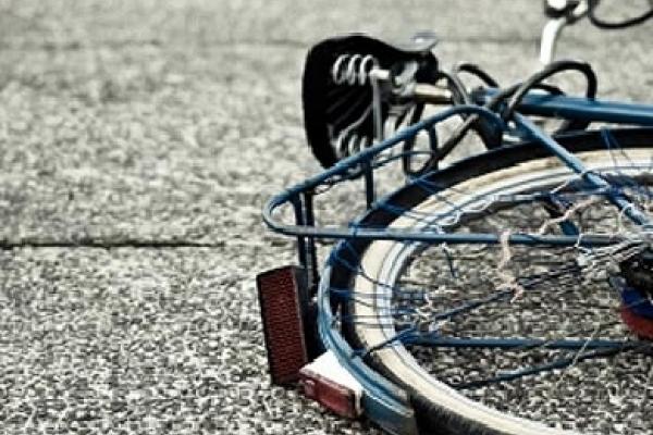 У Великій Березовиці в ДТП постраждав велосипедист