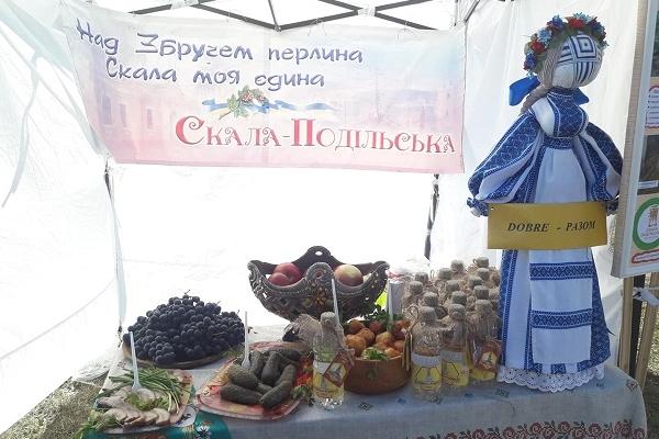 Представники 12-ти ОТГ Тернопільщини взяли участь у «Фестивалі громад»
