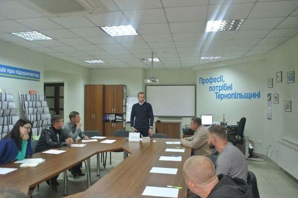 У Тернополі відбулось засідання «Клубу Бізнес-Подій»