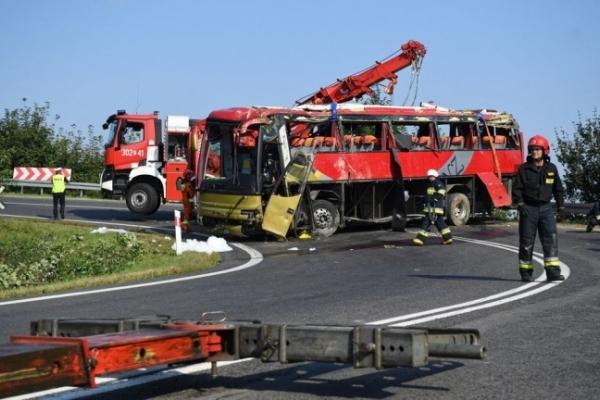 Подробиці моторошної аварії в Польщі, де загинув тернополянин: у водія виявили психотропні речовини