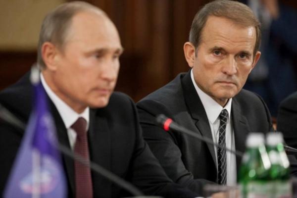 Медведчук заявив, що Крим належить РФ
