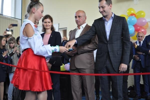 «Опілля» долучилося до створення у Тернополі першої соціально-спортивної школи Фонду «Реал Мадрид» в Україні