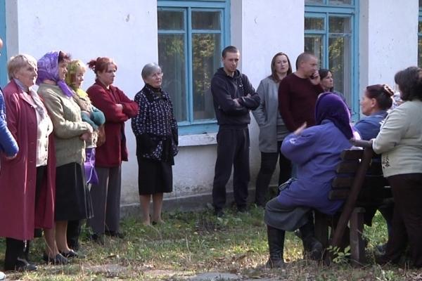 Мешканці села Дзвиняча Збаразького району вирішили приєднатися до Вишнівецької ОТГ