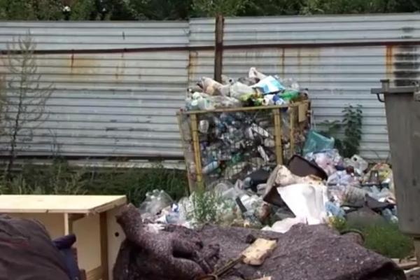 Райцентр на Тернопільщині під загрозою сміттєвого колапсу