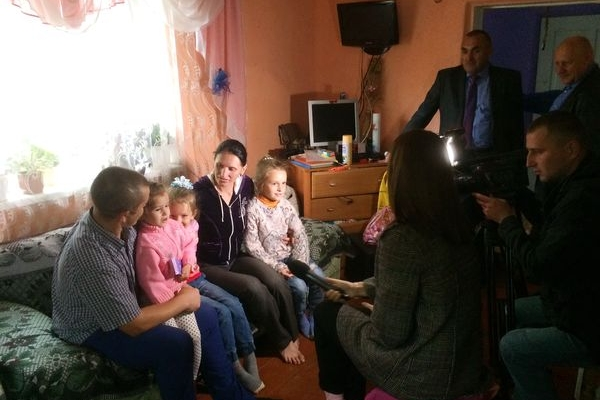 У Тернополі стартує спільний проект управління ВД Фонду соціального страхування та телеканалу TV-4