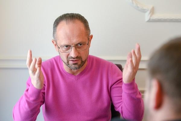 Роман Безсмертний: «Реванш при збереженні нинішньої ситуації буде забезпечений»