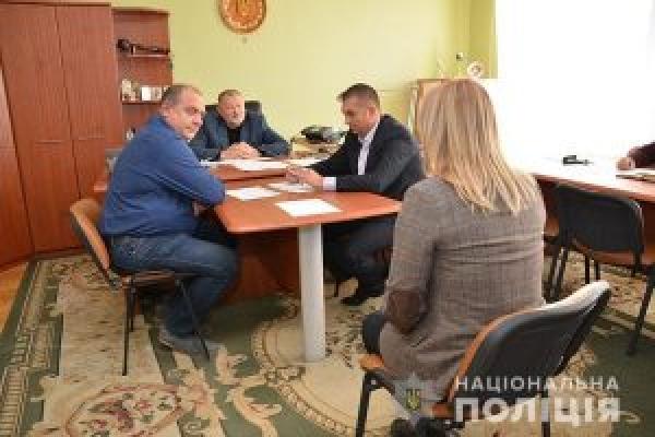 Десять нових кандидатів поповнили ряди поліцейських Тернопільщини