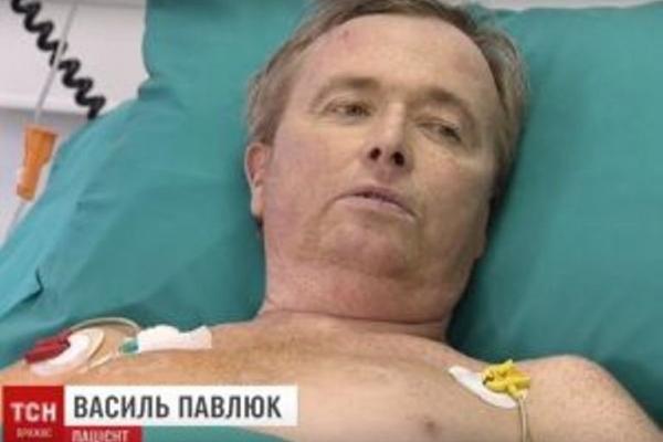 Чоловіку з Тернопільщини третьому в Україні вживили штучне серце (Відео)