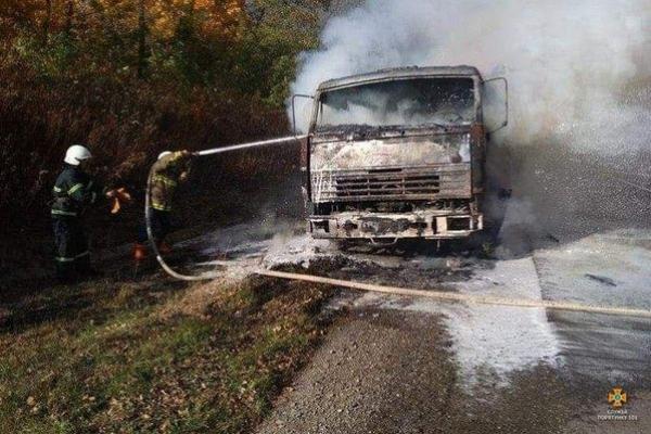 За добу на Тернопільщині згоріло 3 автомобілі (Фото)