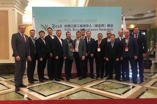Степан Барна на бізнес-саміті «Шовковий шлях»: Зовнішньоторговельний оборот товарами області з Китаєм за півроку склав майже 12,5 млн. доларів