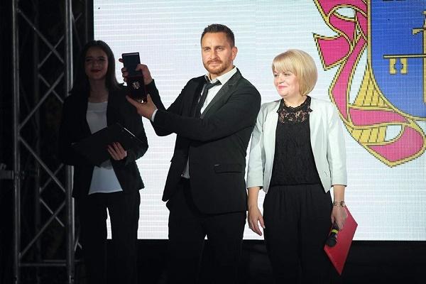 Фронтмен гурту «С.К.А.Й.» отримав відзнаку «Гордість Тернопілля» (Фото)