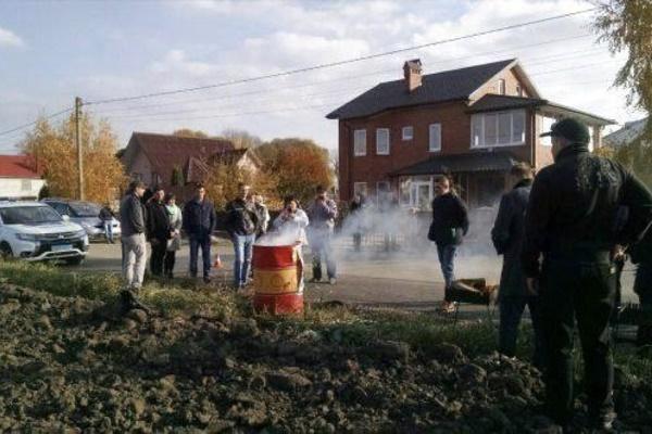 У Тернополі оригінально «відсвяткували» підвищення ціни на газ для населення