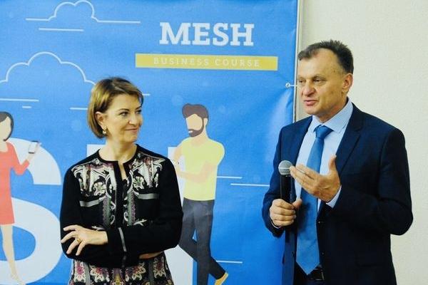 Бізнес-курс MESH користується популярністю в молоді