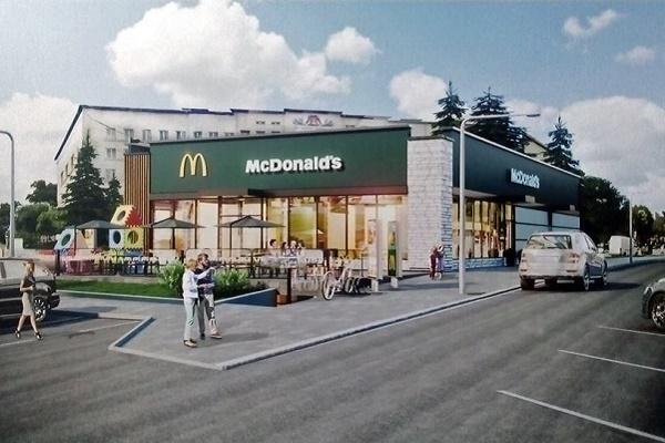 Уже завтра, 24 жовтня, в Тернополі відкриють перший McDonald's (Фото)