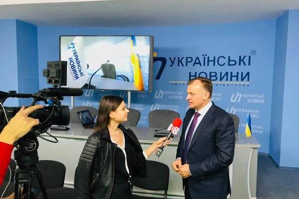 Тарас Демкура закликає українців до особистої відповідальності за екологію довкілля