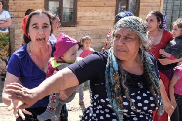 Київський вокзал «зачистили» від ромів: наслідки вражають уяву (Відео)