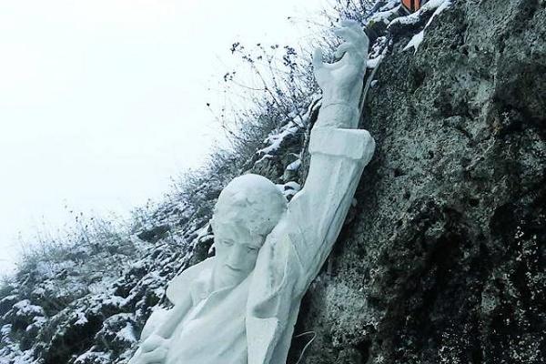 Нескорений повстанець жив у печерах на Тернопільщині і згорів живцем після зради донощика
