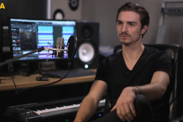 LUKA – один із найперспективніших молодих виконавців в Україні (Відео)