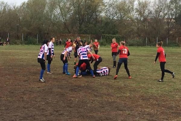 У Тернополі на чемпіонаті змагаються регбісти з чотирьох міст (Відео, фото)