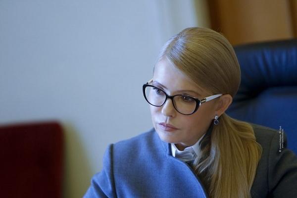 Юлія Тимошенко: Війна на Сході України – це світова проблема