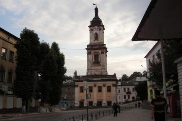 На Тернопільщині завершують реставрацію Ратуші, яку оздоблював Пінзель