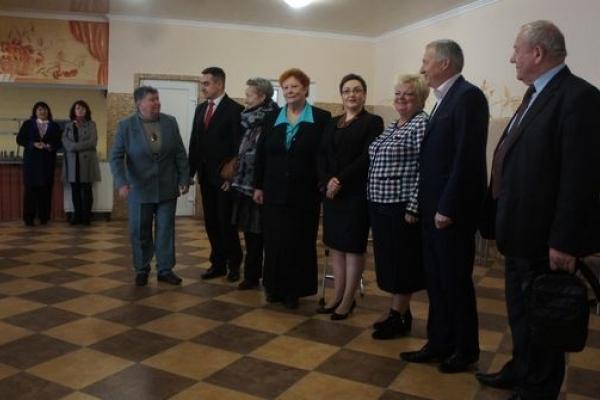 Польське товариство у Чорткові