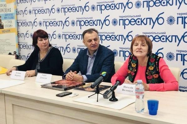 Всеукраїнські проекти про творчість Пінзеля і борщівську вишивку презентуватимуть на Сході України