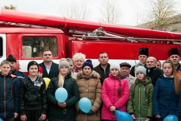 Тарас Юрик: відкриття Завалівської пожежної частини є надзвичайно важливим для безпеки жителів 12 сіл району