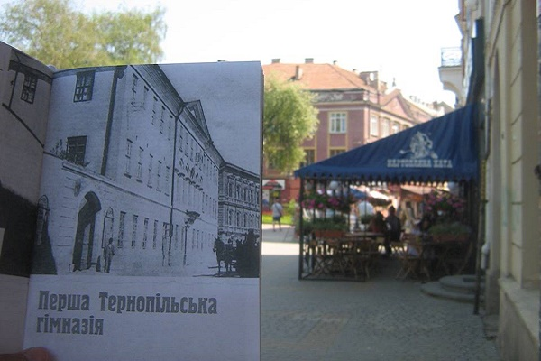 У Тернополі 4 листопада урочисто відкриють макет Першої тернопільської гімназії (Фото)