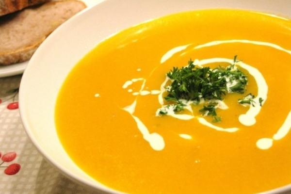 Осіння смакота: Суп-пюре із гарбуза