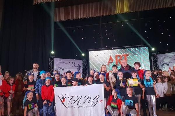 Відомий тернопільський хореографічний колектив завоював «бронзу, срібло і три золота» на танцювальному чемпіонаті