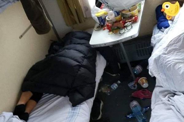 Пасажирів поїзда здивували «тернопільські свині»