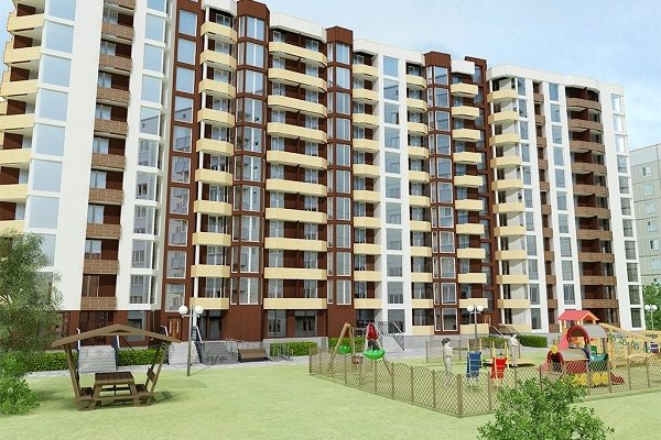 У Тернополі проектувати квартиру в новобудові можна самостійно