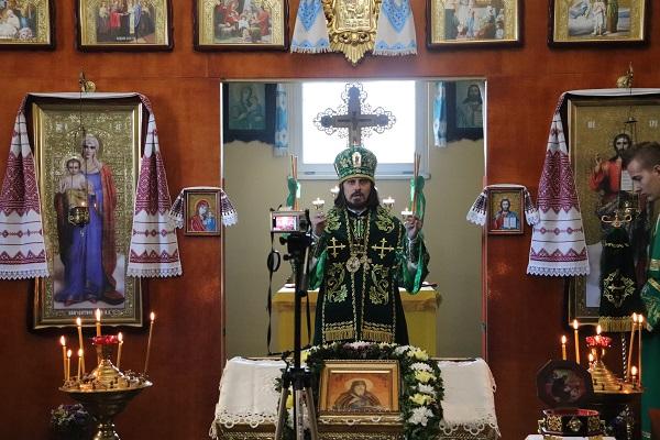Вітальний адрес архієпископу Нестору в день тезоіменитства
