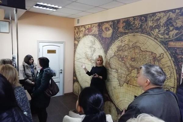 У Тернополі пройшов семінар-практикум на тему «Якісно підготовлений персонал – запорука успіху закладів сфери гостинності області у готельно-розважальному комплексі «Алігатор»
