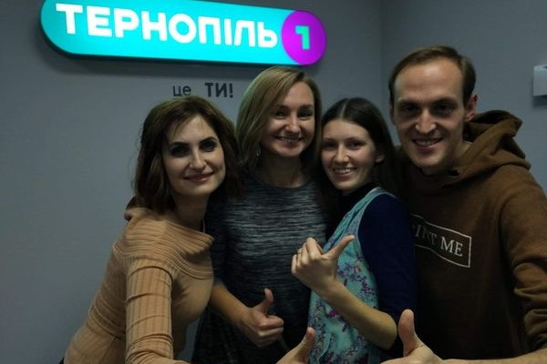 В Тернополі з`явився новий телеканал (Відео, Фото)