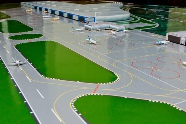 В аеропорту Тернопіль побудують вантажний термінал за 300 мільйонів гривень