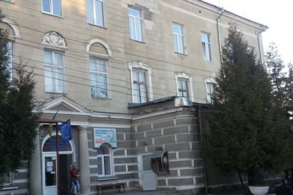 Жахливі умови Тернопільської лікарні «швидкої допомоги»