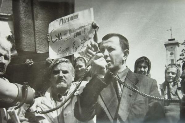 Політичний процес, що увиразнив обличчя антиукраїнської влади