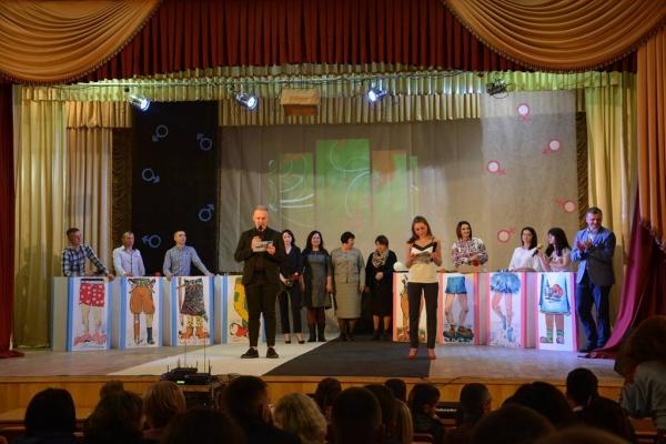 Працівники культури Теребовлянщини оригінально відзначили професійне свято (Фото)