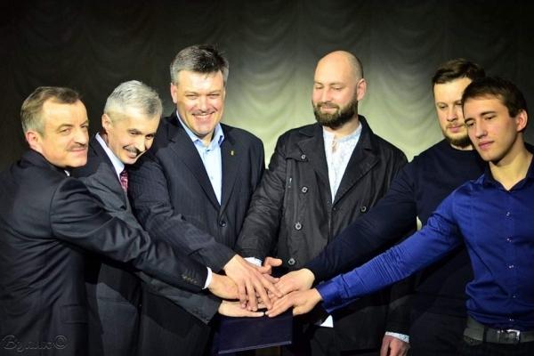 Для чого українським націоналістам єднання?