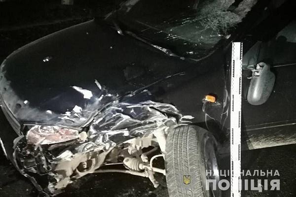 ДТП в Гусятині для мотоцикліста стало смертельним