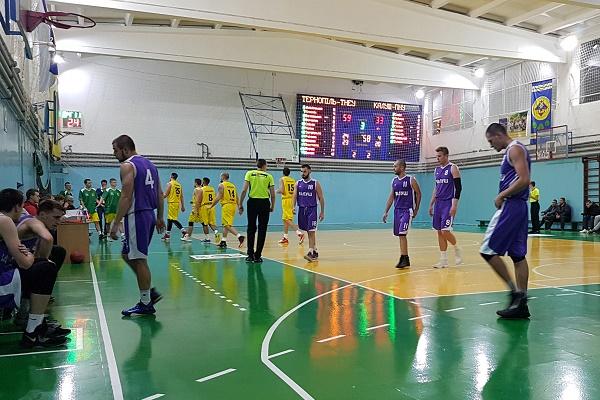 БК «Тернопіль-ТНЕУ» побореться за вихід в 1/8 Кубка України з баскетболу
