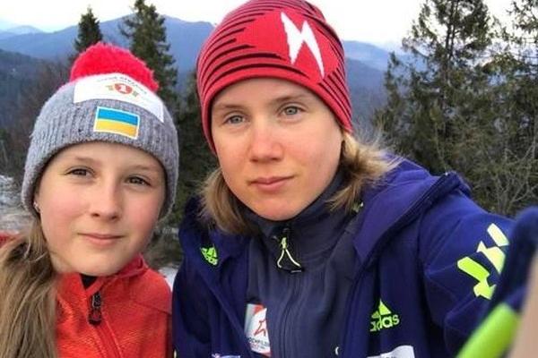 «Опілля» допомогло здійснити мрію біатлоністці Олександрі Меркушиній