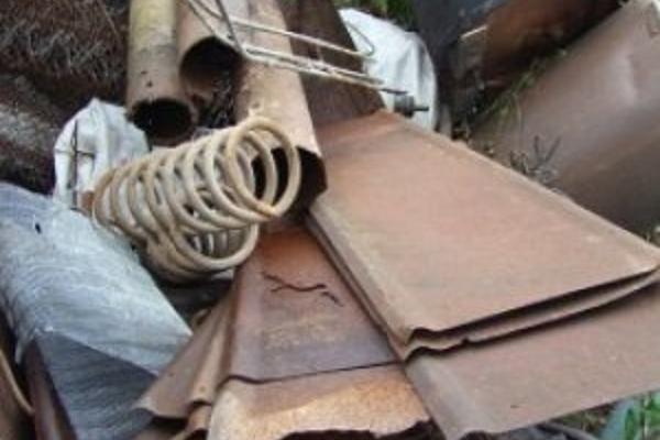 В Бучачі місцевий намагався вивести металобрухт з недіючого цукрового заводу