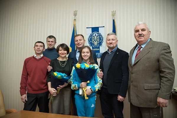 За тобою «золоте» майбутнє українського спорту, – Степан Барна привітав Настю Бачинську з бронзою на юнацьких Олімпійських іграх