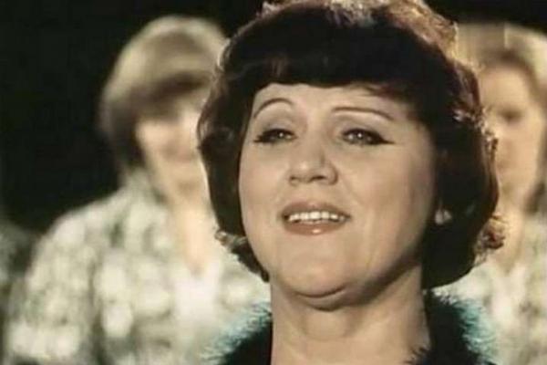 Померла українська відома оперна співачка
