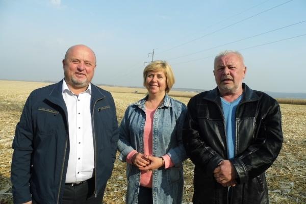 Степан Маціборка: «Пишаюсь тим, що я хлібороб»