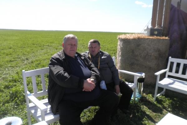 Аграрна Тернопільщина: Стара слава нову любить