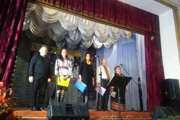 На Тернопільщині відбувся фестиваль стрілецької пісні